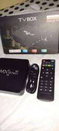 Aparelho tv box 4k