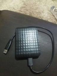 HD Externa de 1 tera Samsung