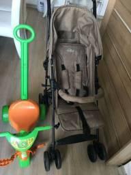 Carrinho Guarda-chuva Burigotto + Velatrol
