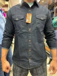 Título do anúncio: Camisa Jeans ML