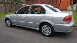 Honda Civic Lx 1.6 1999 Automático