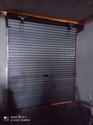Porta de aço 2.45m x 3 de altura ENTREGA GRÁTIS aceito crédito e debito