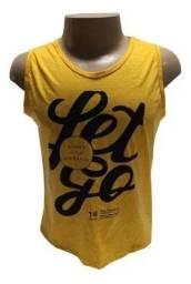 Kit 40 camiseta masculina