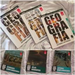 Livro de Geografia Leituras e Interação