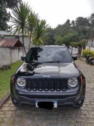 Vendo jeep Renegade 4×4  diesel super conservado