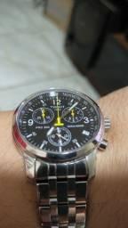 Título do anúncio: Relógio tissot prc 200 aço inox cronógrafo revisado