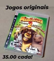 Jogos originais de ps3