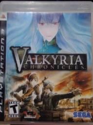 Título do anúncio: Valkyria Chronicles PS3
