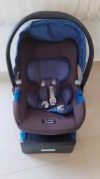 Título do anúncio: Cadeirinha bebê conforto + base Burigotto Touring Evolution
