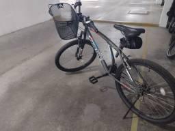 Título do anúncio: Bicicleta muito conservada