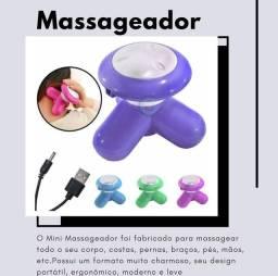 Mini massageador, aceitamos cartões e entrega grátis no Recife
