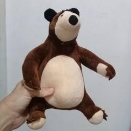 """Título do anúncio: Urso de pelucia """" Masha e urso"""""""