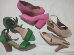 Sapatos num 36
