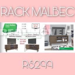 Rack malbec rack malbec rack rack para TV até 55 polegadas entrego e monto