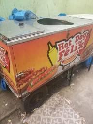 Carro de cachorro quente ?