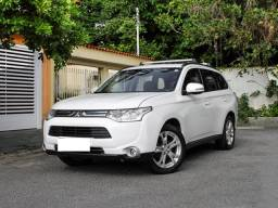 Mitsubishi Outlander 2.0 16v Gasolina 4p Automático ( Facilito a Compra )