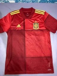 Camisa Seleção Espanhola