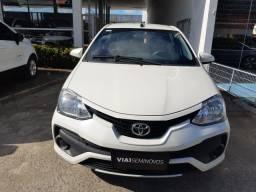 Título do anúncio: Toyota Etios X 1.5 Aut. - 2018 - Revisado e C/ Garantia