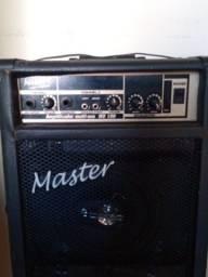Título do anúncio: Amplificador de guitarra excelente em volume e qualidade de som.