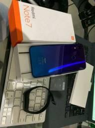 Xiaomi redmi note 7+pulseira