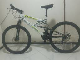 Título do anúncio: Bike Aro 29 / Duplo amortecedor / Trilha / Amortecedor ar pro
