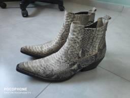 Bota west boots! Original em bom estado!