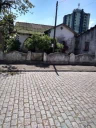 Terreno esquina em frente delegacia civil centro histórico