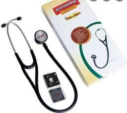 Estetoscópio cardiológico premium