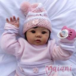 Bebê Reborn Yasmin