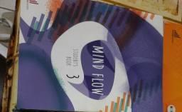 Livro cultura inglesa Mind flow 3