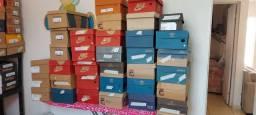Lojas de sapatos pra vender tudo