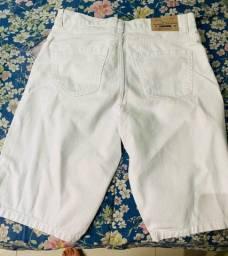 Bermuda Jeans masculina número 38