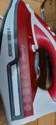 Título do anúncio: Ferro de passar Black&Decker Lumina 110v com lata