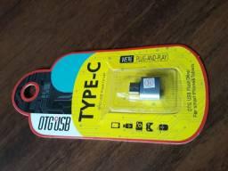 Título do anúncio: Adaptador OTG - USB
