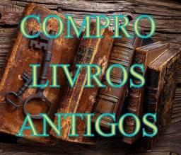 Título do anúncio: Llivross e revistas antigos em geral