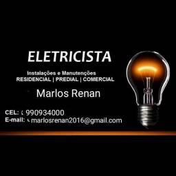 Serviço de eletricista