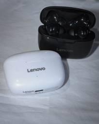 Fone de ouvido sem fio bluetooth - LenovoXT90