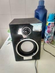 Vendo  alto falante karaok Lenox