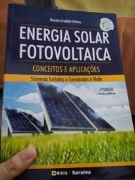 Título do anúncio: Livros engenharia elétrica - renováveis - solar