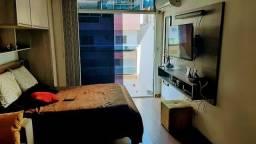 Murano Imobiliária vende apartamento de 1 quarto na Praia de Itaparica, Vila Velha - ES.