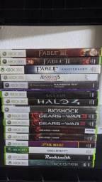 Jogos Xbox 360 e PS3 originais qualquer por 30