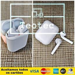 Fone de ouvido InPods i12, Touch, macaron