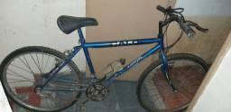 Bicicleta aro 21 com marcha