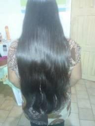 Vendo cabelo virgem