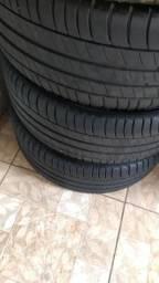 """Rodas """" modelo"""" polo tsi 17 e pneus Michelin ( menos de 200 km )"""
