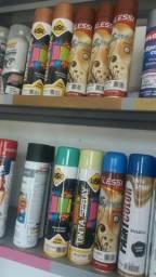 Spray cores comum na Cuiabá Tintas no Cristo rei e cpa