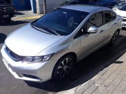 Honda Civic LXR Automático 2015 super novo - 2015