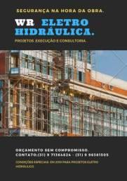 Projetos Elétricos Hidráulicos