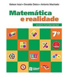 Livro do Professor Matemática e Realudade - 7 ano