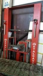 Ranpa e alinhadora de roda